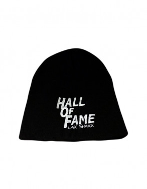 Hall Of Fame Lax Shaxx Embroidered Beanie