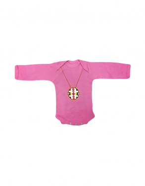 Skana Arrows Romper - Long Sleeve